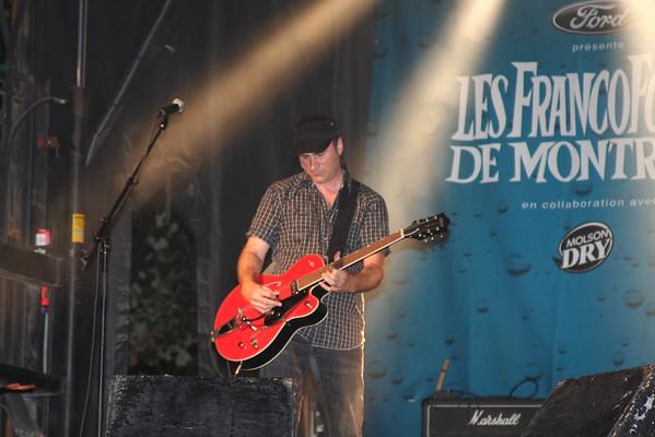 Les Chiens Francofolies 03-08-07