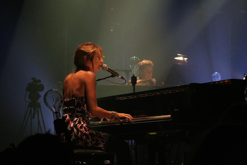 Sacré Talent National avec Catherine Major, Alfa Rococo et autres 26-09-07
