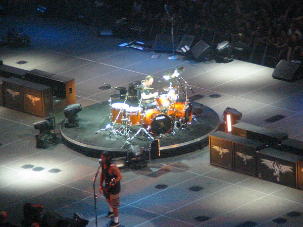 Metallica Centre Bell 20-09-09