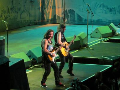 Iron Maiden Centre Bell 11-07-12