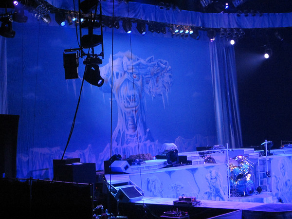 Iron Maiden Centre Bell 11-07-12