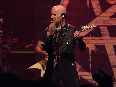 Anthrax Olympia 18-09-15