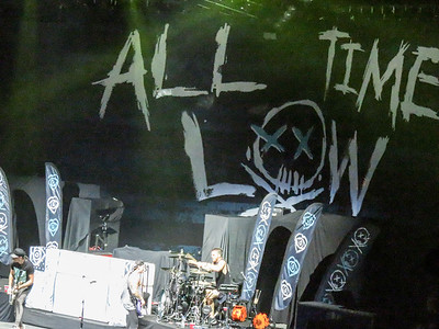 All time low Centre Bell 20-08-16 (7)
