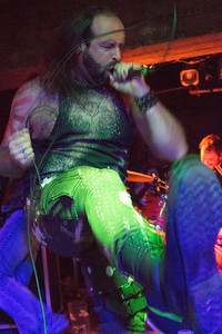 Chariots of the gods Piranha bar 04-11-16