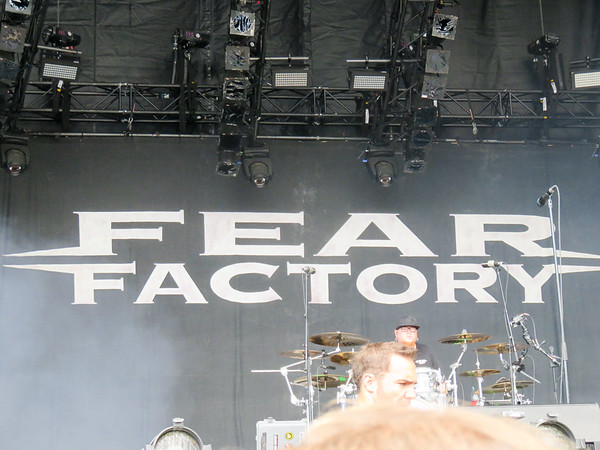Fear Factory Heavy Montreal 06-08-16