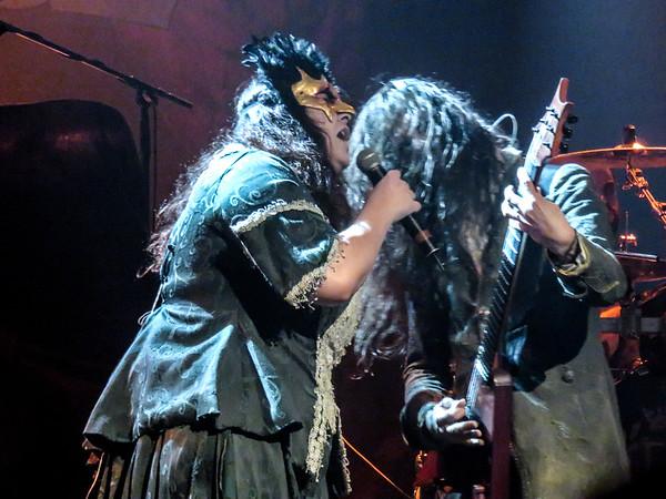 Fleshgod Apocalypse Theatre Corona 05-11-16