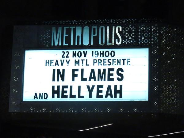 Hellyeah Metropolis 22-11-16