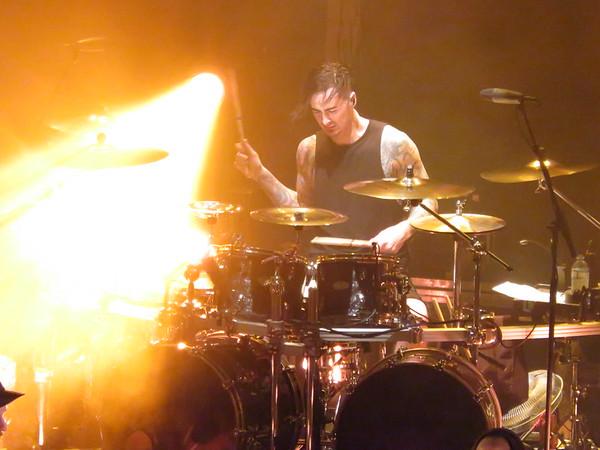 In Flames Metropolis 22-11-16