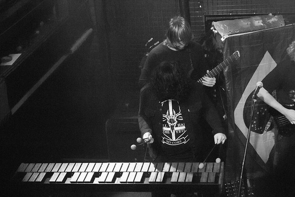 Cavalera(Max+Igor), Allegaeon, Oni Foufounes Electriques 12-10-16 (48)