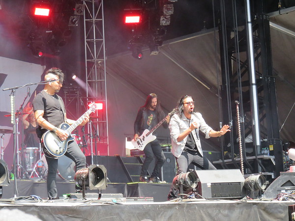 Pop Evil Heavy Montreal 06-08-16