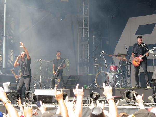 Pop Evil Heavy Montreal 06-08-16