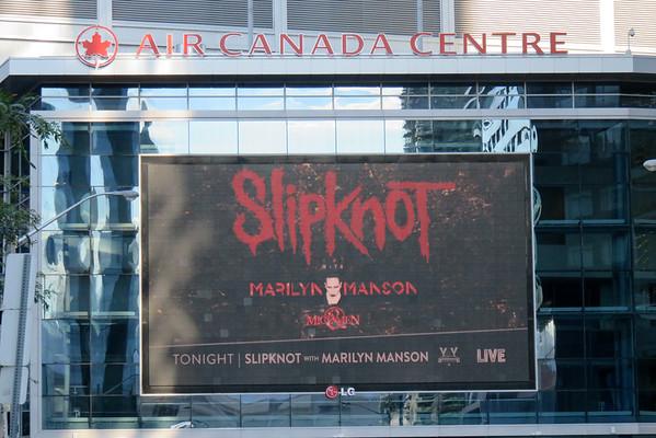 Slipknot Air Canada Center 19-07-16 (1)