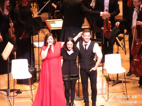 Ariane Moffatt et Osm Maison Symphonique 02-03-17