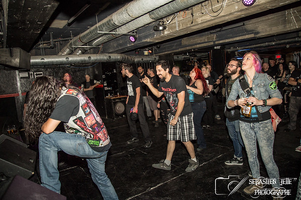 Burning The Oppressor Piranha Bar 02-09-17