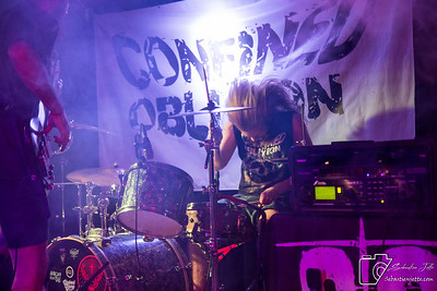 Confined to Oblivion Piranha Bar 27-10-17