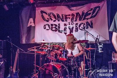 Confined to Oblivion Petit Campus 10-03-17