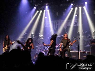 Death Angel Théatre Corona 16-02-17