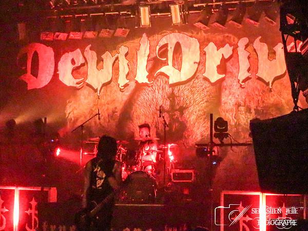 Devildriver Théatre Corona 16-02-17
