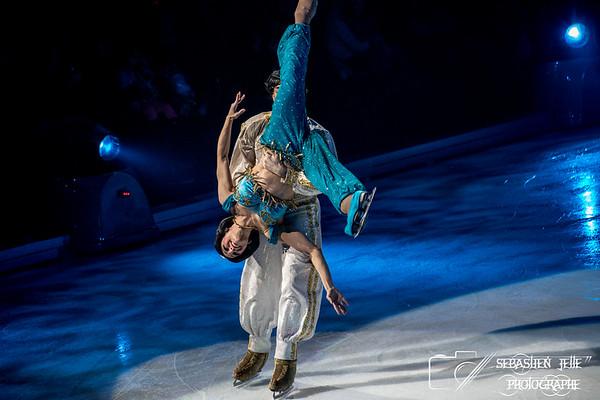 Disney on ice Centre Bell 11-03-17