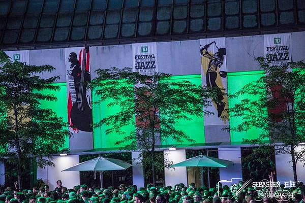 Festival de Jazz Discotheque Extérieur 01-07-17
