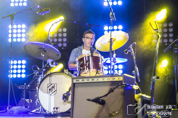 Festival de Jazz Pokey LaFarge Extérieur 05-07-17-7