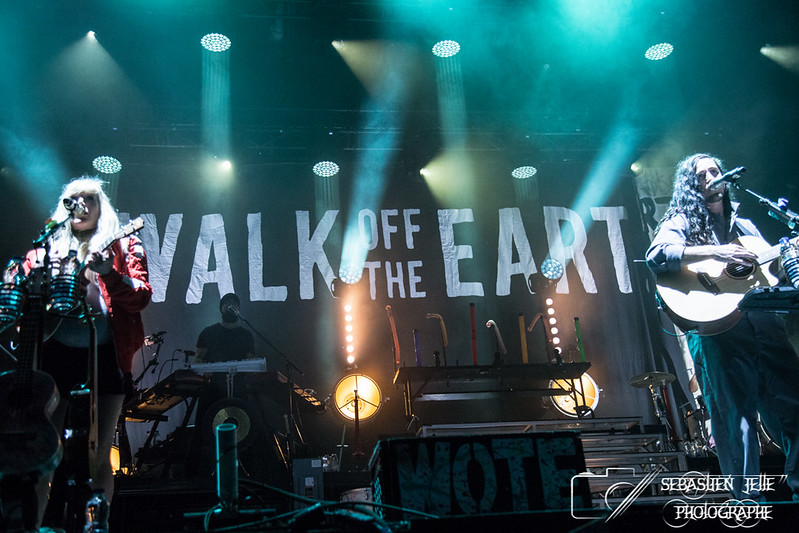 Festival de Jazz Walk of the earth Extérieur 04-07-17