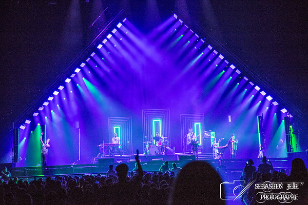 Fitz and the Tantrums Centre Bell 11-08-17