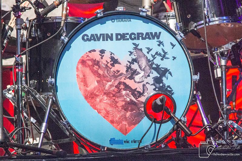 Gavin DeGraw MTelus 24-10-17