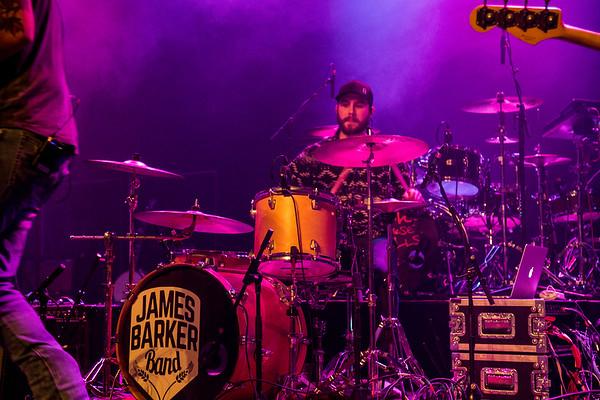 James Barker Band Théatre Corona 26-01-17