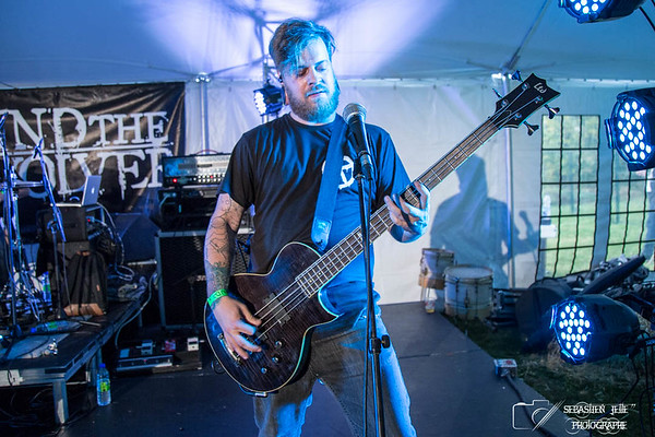 Kb & Friends Home Fest Behind The Revolver  07-10-17