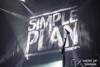 Simple Plan Centre Bell 15-03-17