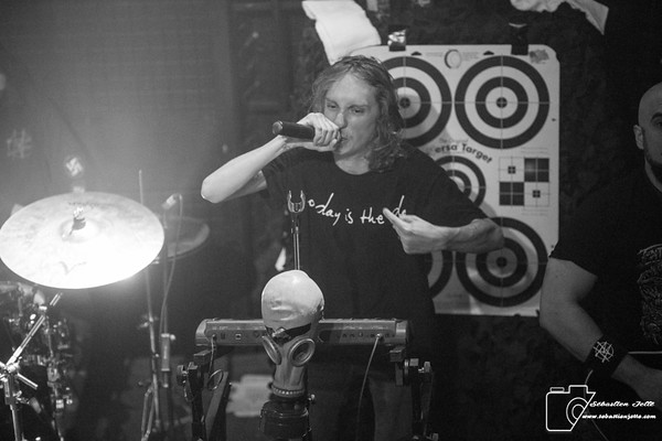 Soulfly Aka Nailbomb Foufounes Electriques 20-10-17