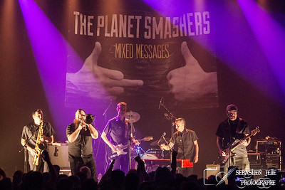 The Planet Smashers Club Soda 21-04-17