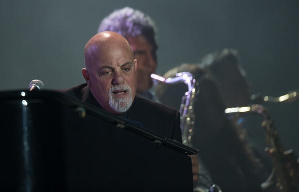 Billy Joel at Fenway 2015