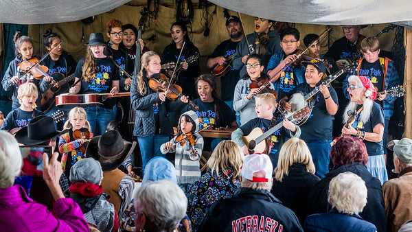 Bluegrass & Acoustic Gathering
