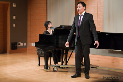 Christopher Arceo, baritone. Senior recital.