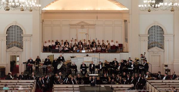 DFUMC Callanwolde Concert Band 2015