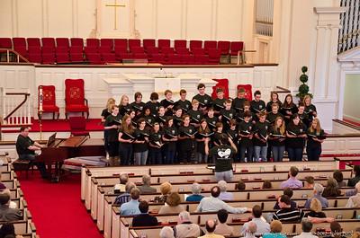DFUMC Youth Mission 2013