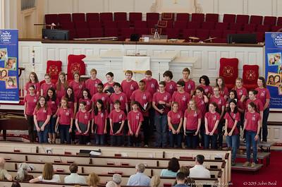 DFUMC Youth Mission 2015