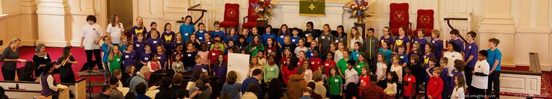 Children's Choir Festival 2018 - Let Your Light Shine