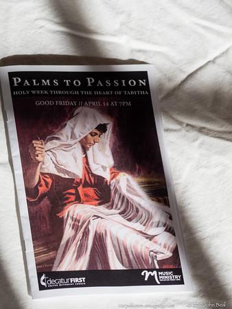 DFUMC Palms to Passion 2017