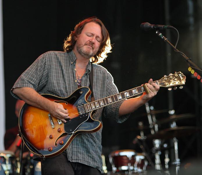 John Bell of Widespread Panic at the 2005 Jazz Aspen Festival, Colorado