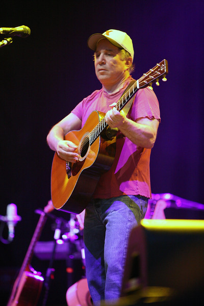 Paul Simon - July 4, 2006 in Cooperstown, NY