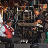 As the dancer shows, we were all feeling Al Green's mojo during his set on the Congo Square stage, April 28.