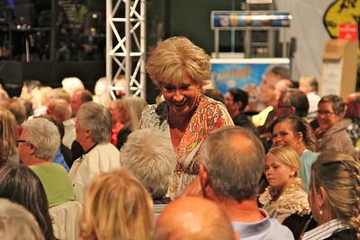 Bakken, Lions støttekoncert for Danner skoleprojekt Birthe Kjær