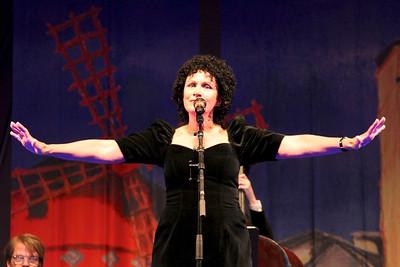 Bakken, Lions støttekoncert for Danner skoleprojekt Kirsten Siggaard