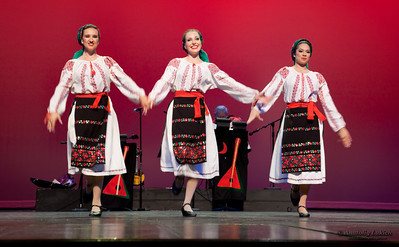"Performance of ""Massenkoff Russian Folk Festival"" on May 07, 2009 in Canby, Oregon."