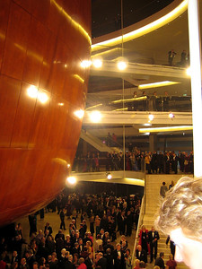Opening of Operaen - January 2005 Opening of the new opera, Operaen, in Copenhagen on January, 15th 2005