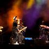 Lyrics Born performing at Rothbury 2009