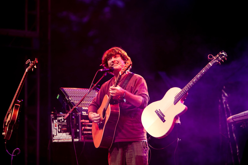 Keller Williams at Rothbury 2009